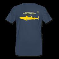 T-Shirts ~ Men's Premium T-Shirt ~ Adventure no. 12 The Jaguar Shark (Part 2)