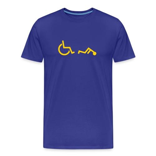Chairless - Men's Premium T-Shirt