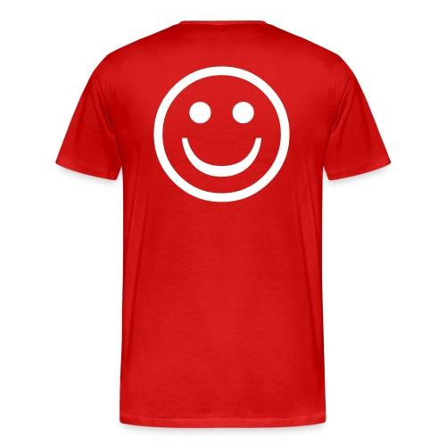 'Hello I am' - Men's Premium T-Shirt