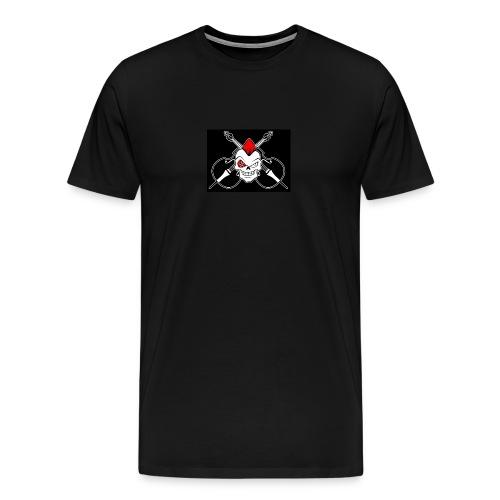 Psychobilly T-Shirt - Men's Premium T-Shirt