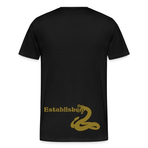 Established Snake - Men's Premium T-Shirt
