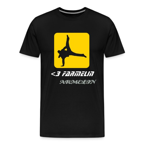 The F.A. Classic Graphic Tee - Men's Premium T-Shirt