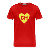 T-Shirts ~ Men's Premium T-Shirt ~ Chapulin (corazon)