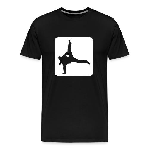 The B-Boy - Men's Premium T-Shirt