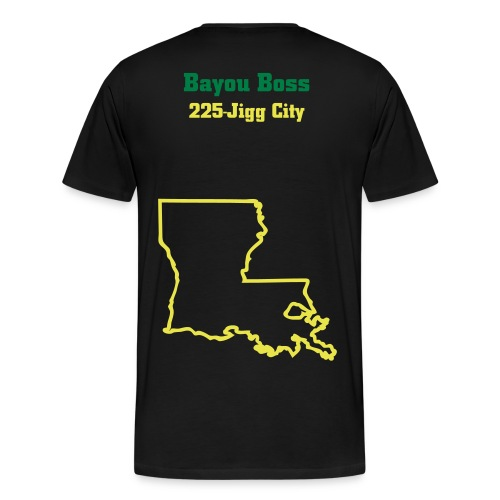 CB-Jigg City Tee - Men's Premium T-Shirt
