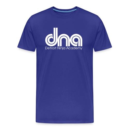 DNA T-shirt Bl - Men's Premium T-Shirt
