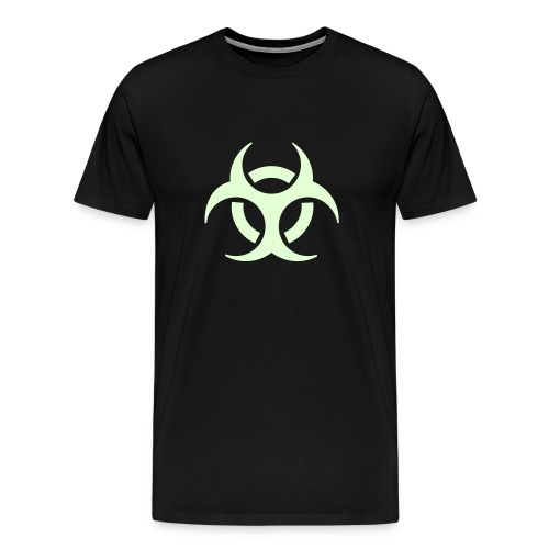 Full of Christ(glow) - Men's Premium T-Shirt