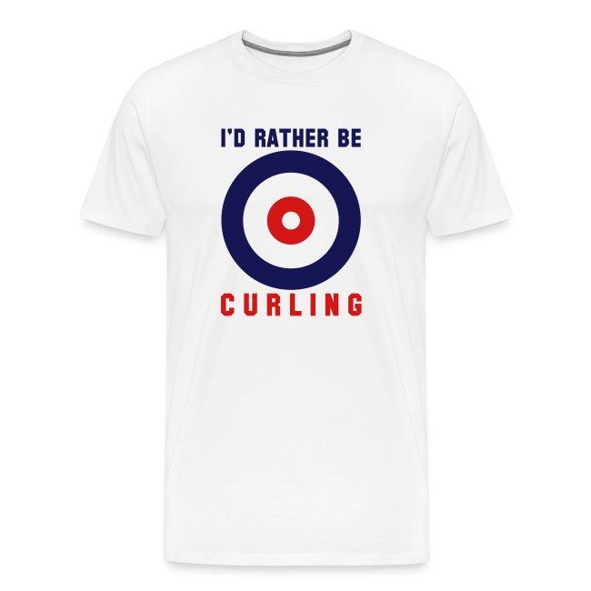 I'd Rather Be Curling (XXXL)