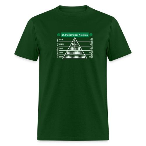 The Beer-amid - Men's T-Shirt