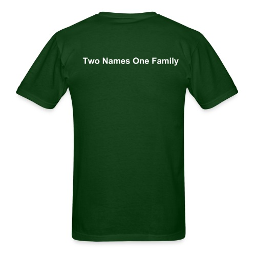 Smith & Jacobs Green Reunion T-Shirt - Men's T-Shirt