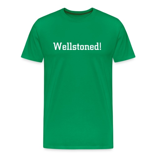 Wellstoned - Men's Premium T-Shirt
