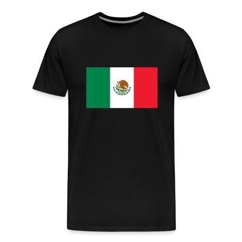 mexicoflag - Men's Premium T-Shirt