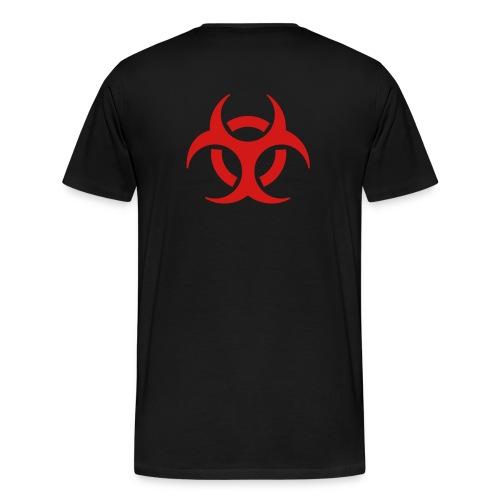 Biohazard T-Shirt - Men's Premium T-Shirt