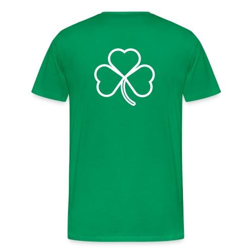Boston Hooligan - Men's Premium T-Shirt