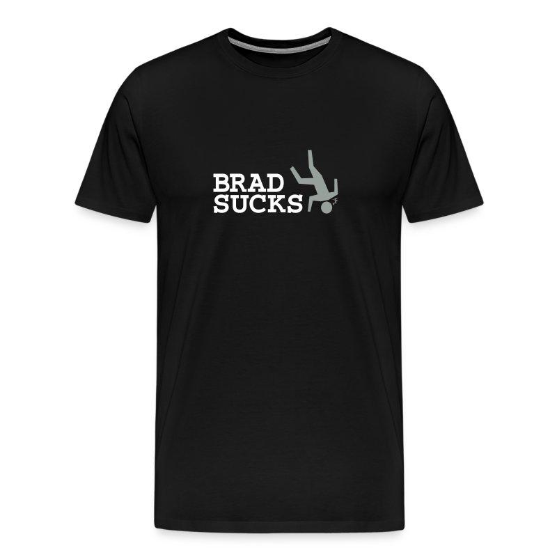 bs_falling_2 - Men's Premium T-Shirt