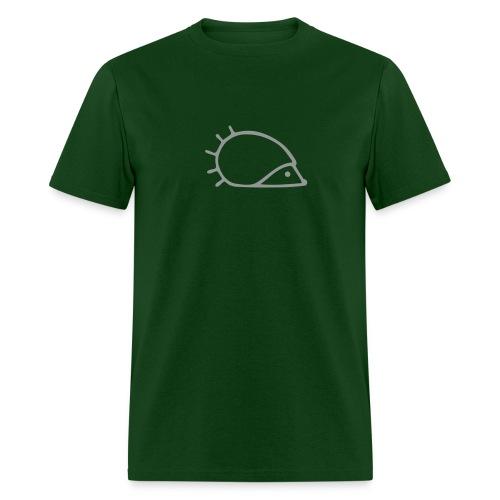 Men's T-Shirt - Hedgehog logo hérisson