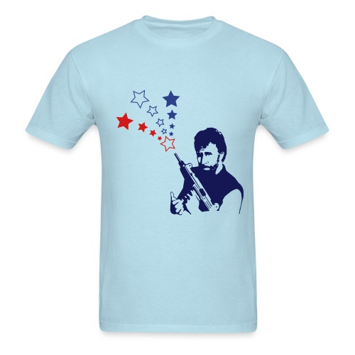 Chuck Norris (b) - Men's T-Shirt