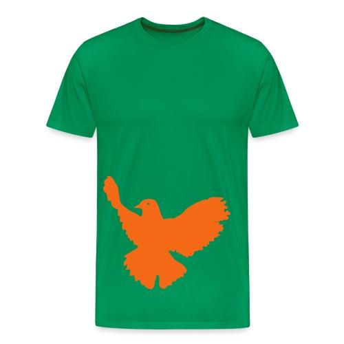 Peace/love - Men's Premium T-Shirt