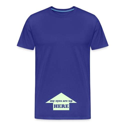 glow in the dark - Men's Premium T-Shirt