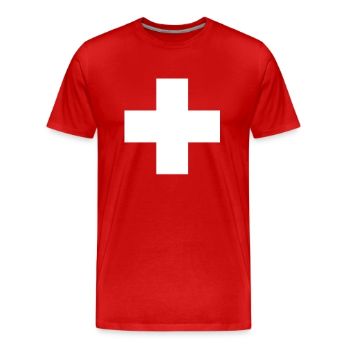 Guy's First Aid - Men's Premium T-Shirt