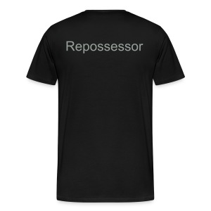 DIY Company Name Repo T - Men's Premium T-Shirt