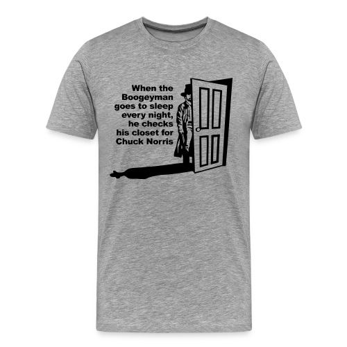 chuck norris 2 - Men's Premium T-Shirt