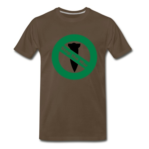 stop the war - Men's Premium T-Shirt