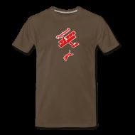 T-Shirts ~ Men's Premium T-Shirt ~ [tigerbomb]