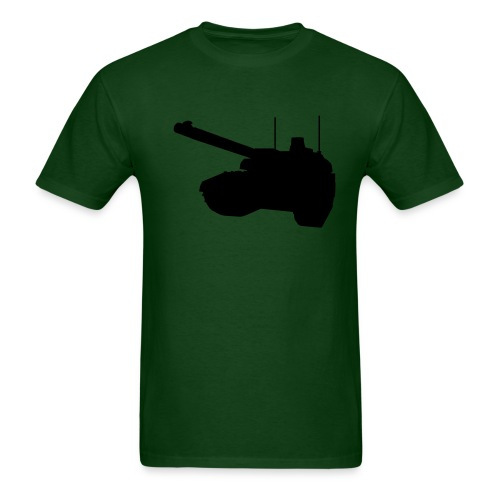 Tank On Your Shirt - Men's T-Shirt