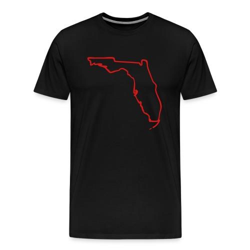 Florida Beakbeats - Men's Premium T-Shirt