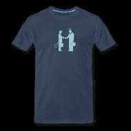T-Shirts ~ Men's Premium T-Shirt ~ [handshake]
