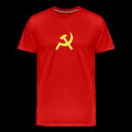 T-Shirts ~ Men's Premium T-Shirt ~ [commie]