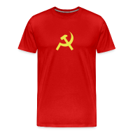 T-Shirts ~ Men's Premium T-Shirt ~ [commie]