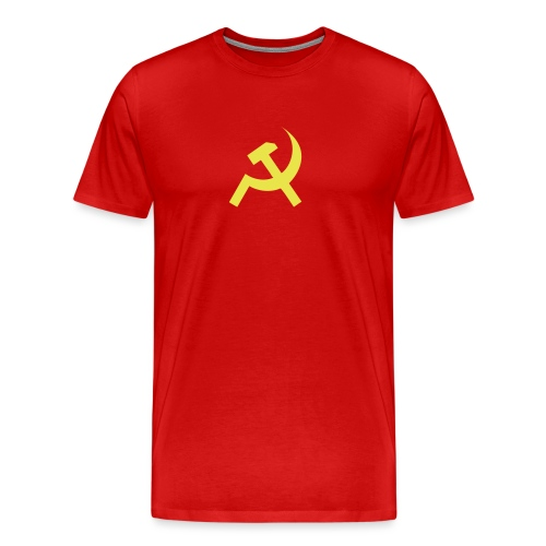 [commie] - Men's Premium T-Shirt