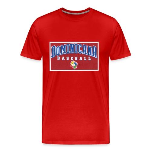 Dom WBC Team - Custom name - Men's Premium T-Shirt