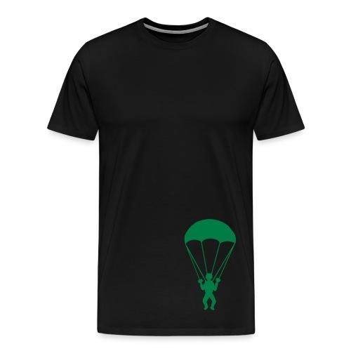 safe landing - Men's Premium T-Shirt