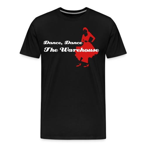 Dance, Dance - Men's Premium T-Shirt