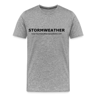 T-Shirts ~ Men's Premium T-Shirt ~ Stormweather Logo (T-Shirt)