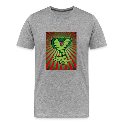 Cobra - Men's Premium T-Shirt