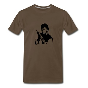 Chuck... Lock and Load - Men's Premium T-Shirt