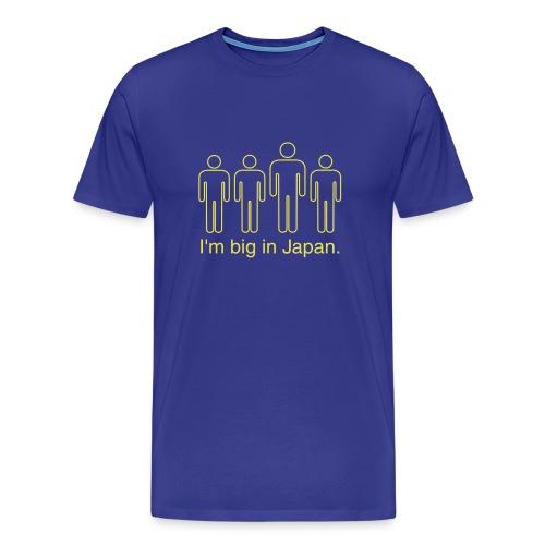 Big In Japan - Men's Premium T-Shirt