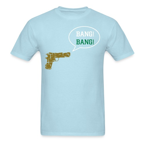 bang bang tee shirt for men - Men's T-Shirt
