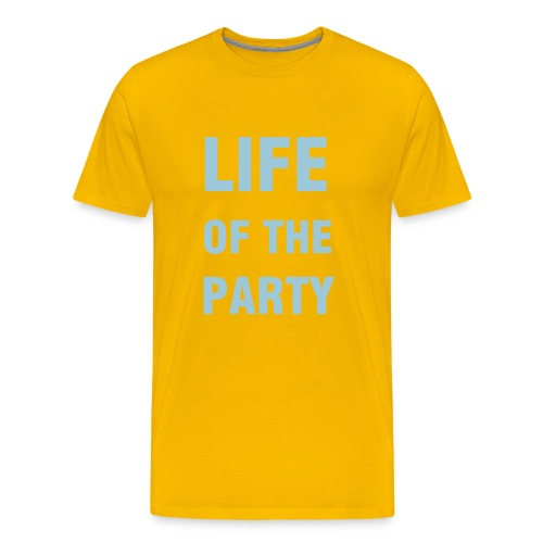 Drink and don't drive. - Men's Premium T-Shirt