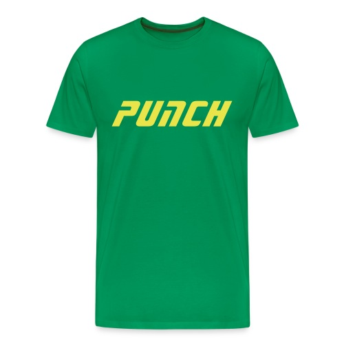 punch - Men's Premium T-Shirt