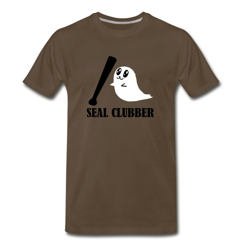 Seal Clubber - Men's Premium T-Shirt