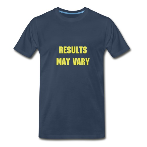 Results - Men's Premium T-Shirt
