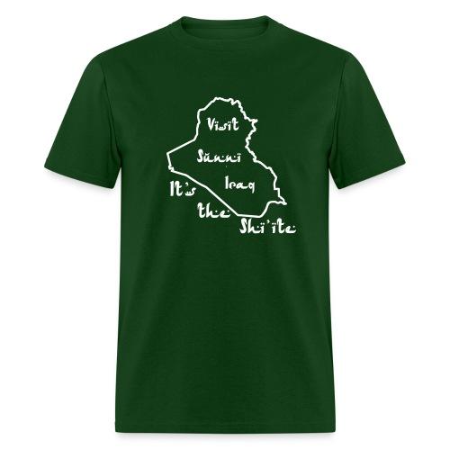 Sunni Iraq - Men's T-Shirt