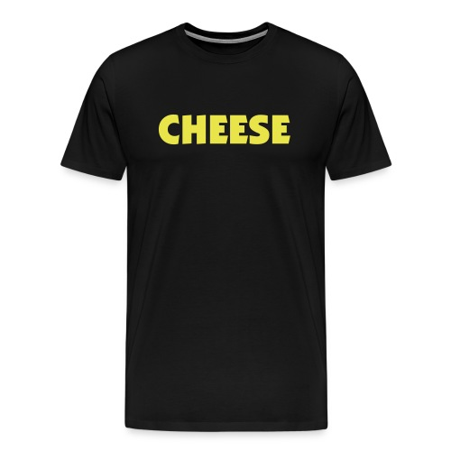 Cheese T - Men's Premium T-Shirt