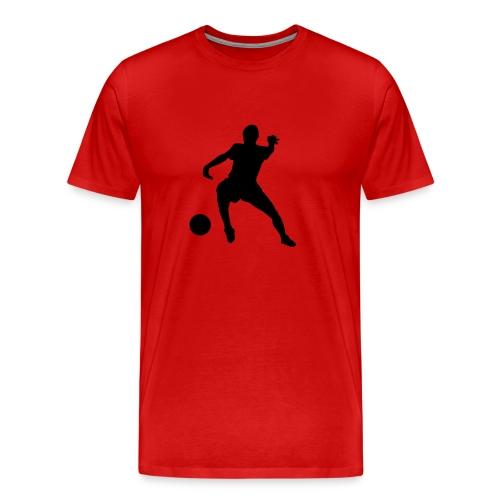 Soccer T - Men's Premium T-Shirt