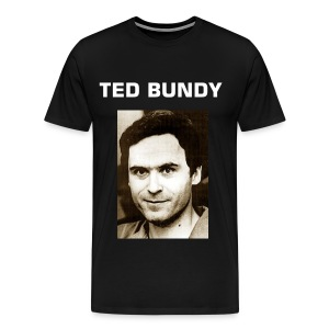 TED BUNDY - Men's Premium T-Shirt